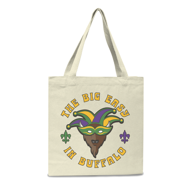 The Big Easy in Buffalo Tote