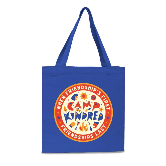 Camp Kindred Tote
