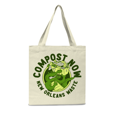 Compost Now Tote
