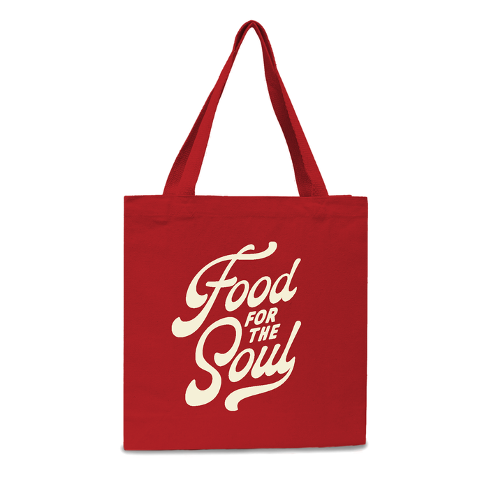 Food For The Soul Tote