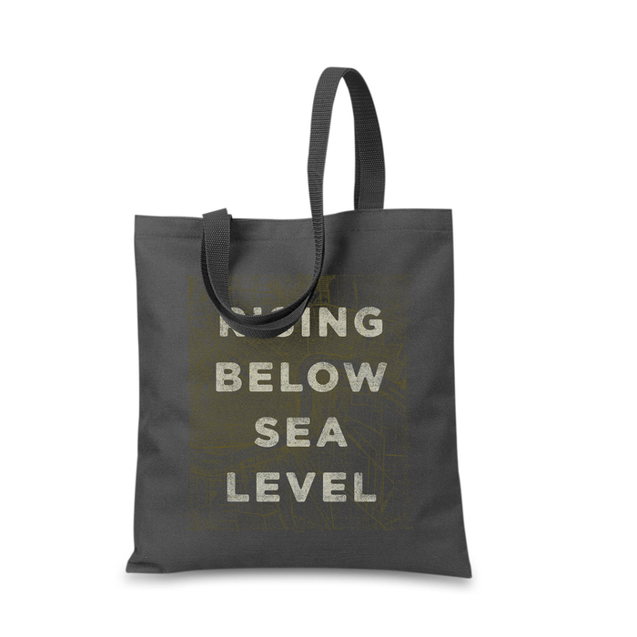 Rising Below Sea Level Tote