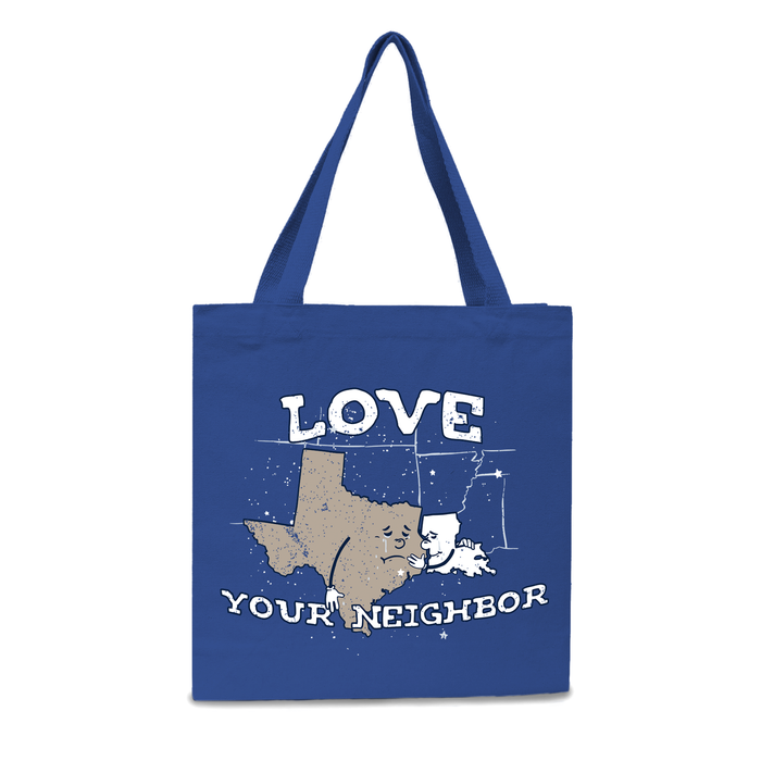 Love Your Neighbor Tote