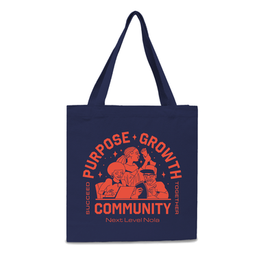 Succeed Together Tote