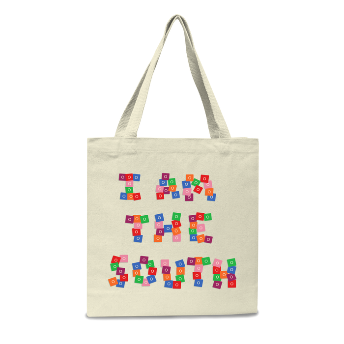 I Am The South Tote