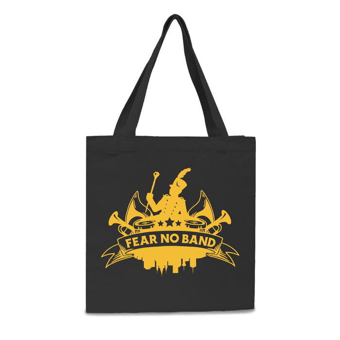 Fear No Band Tote