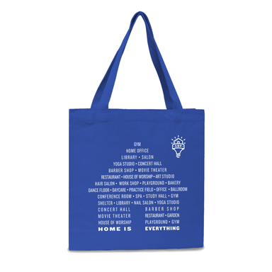 Home Is Everything Tote