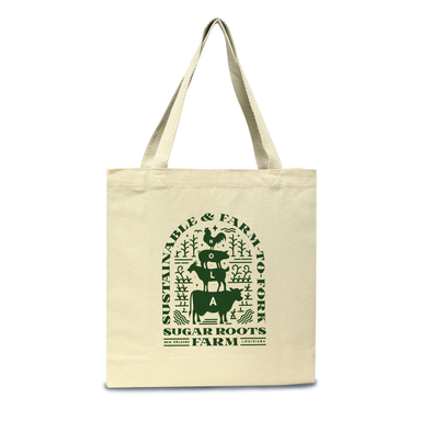 Sugar Roots Farm Tote
