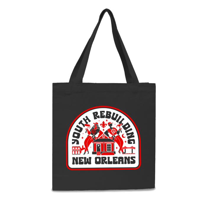 Youth Rebuilding New Orleans Tote