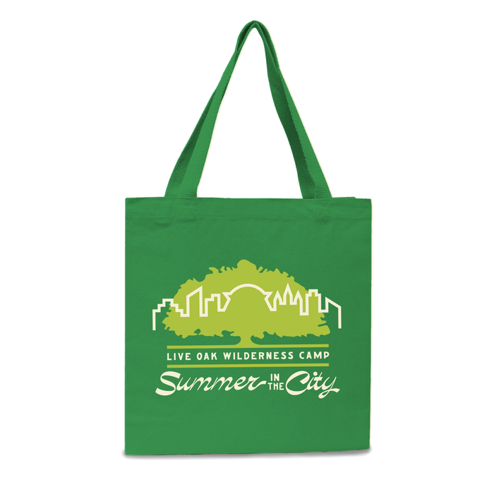 Summer In The City Tote