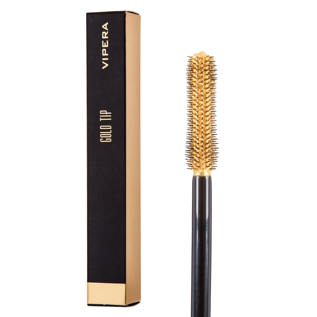 BLACK WINTER GOLD TIP MASCARA