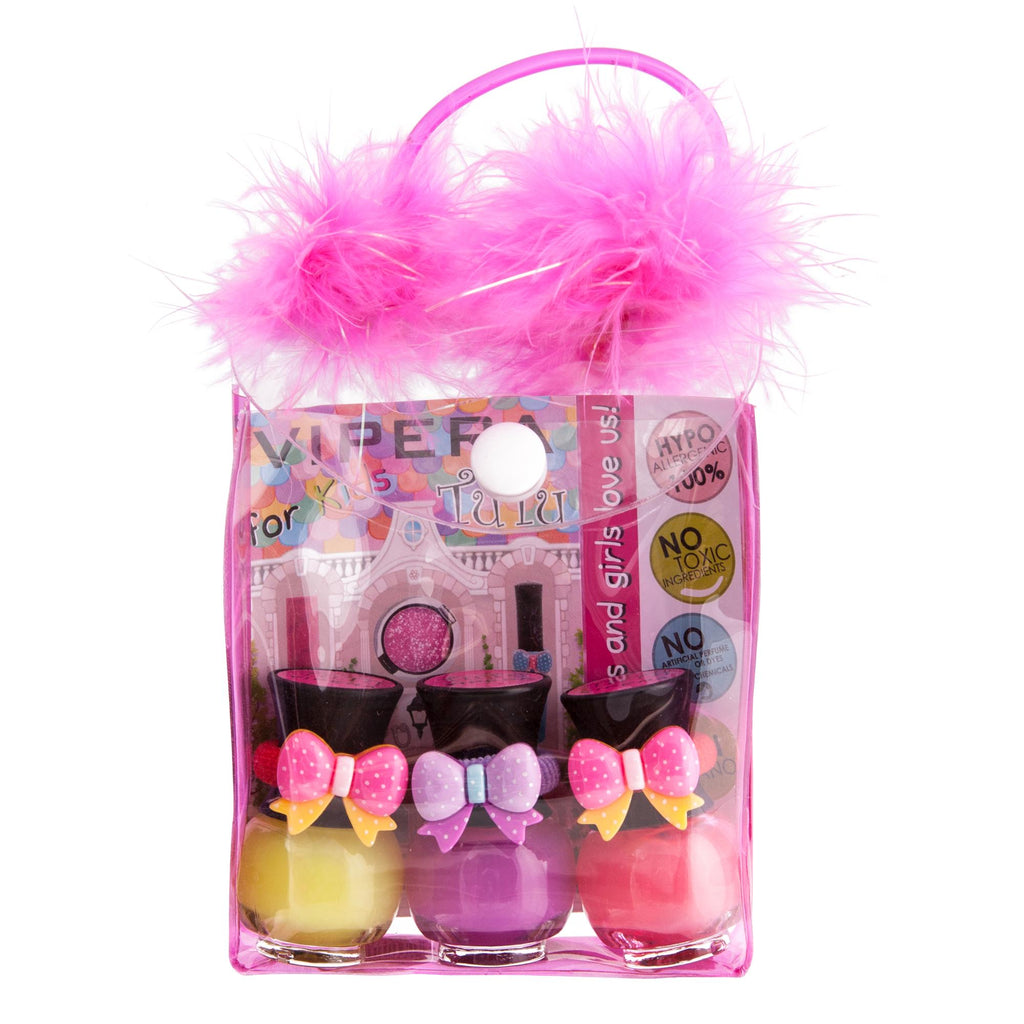 TUTU PEEL-OFF NAIL POLISH PURSE