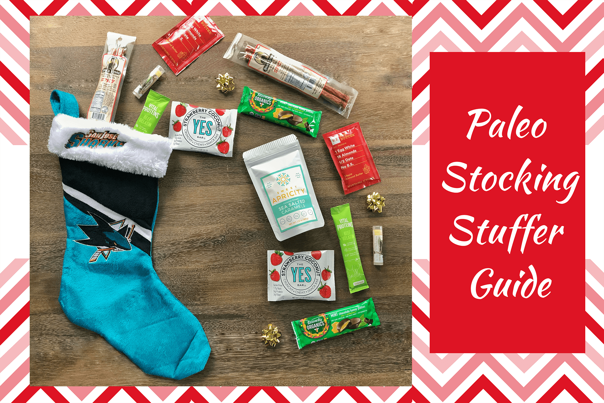 Paleo Stocking Stuffer Guide