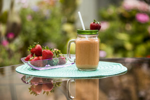 Strawberry Superfood Smoothie | Paleo By Maileo - Paleo & Gluten Free