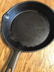 How To Clean Rust Off Your Cast Iron Skillet - Paleo By Maileo