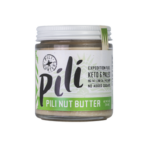 Original Pili Nut Butter - 4oz Pili Hunters - Paleo By Maileo