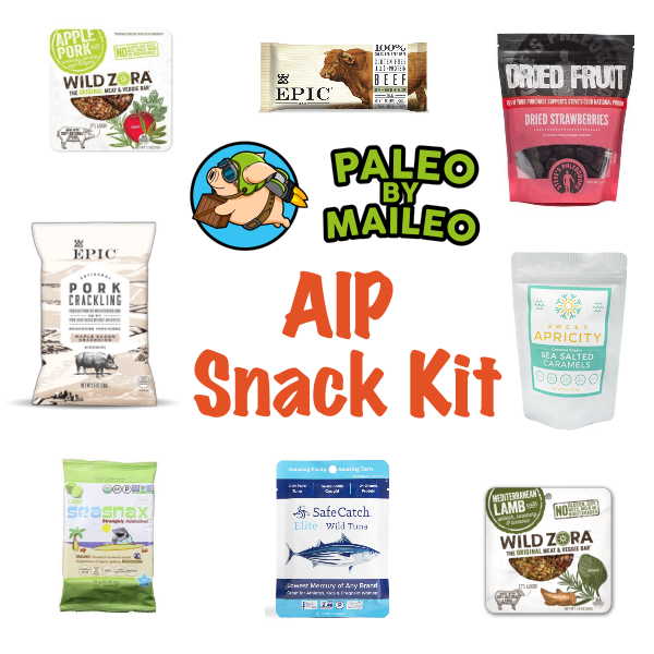 AIP Snack Kit