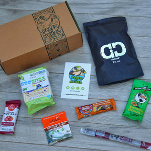One Month Paleo Subscription Box - Paleo By Maileo