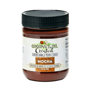 Mocha Coconut Oil - 10oz Coconut Oil Creations - Paleo By Maileo