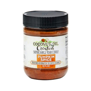 Pumpkin Spice Coconut Oil - 10oz Coconut Oil Creations - Paleo By Maileo