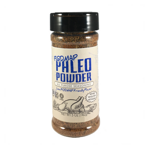 FODMAP Paleo Powder Seasoning - 5oz Paleo Powder - Paleo By Maileo