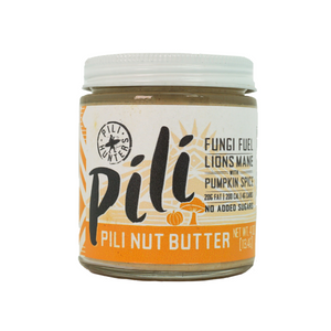 Fungi Fuel Pili Nut Butter - 6oz Pili Hunters - Paleo By Maileo