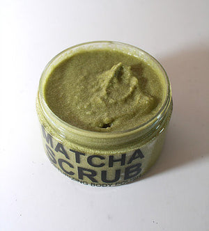 Matcha Scrub - 4oz PULSE Skin Care Co. - Paleo By Maileo