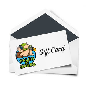 Gift Card - Paleo By Maileo