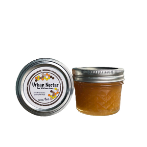 Washington Raw Wildflower Honey - 4oz Urban Nectar