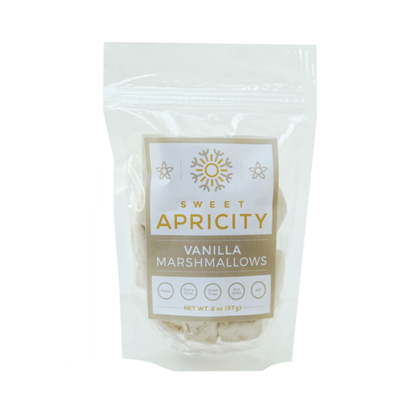 Vanilla Marshmallows - 2oz