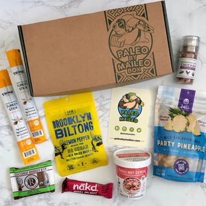 Past Paleo Subscription Boxes