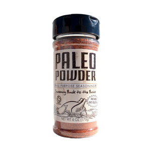 Original Paleo Powder Seasoning - 6oz Paleo Powder - Paleo By Maileo