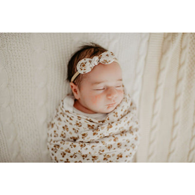 Buy Organic Bamboo Muslin Swaddle Wrap At Best Price | Desert Daisy