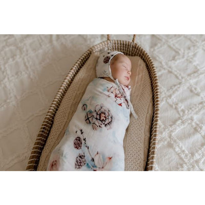 Aspen Bamboo Muslin Swaddle Wrap Baby Bunting