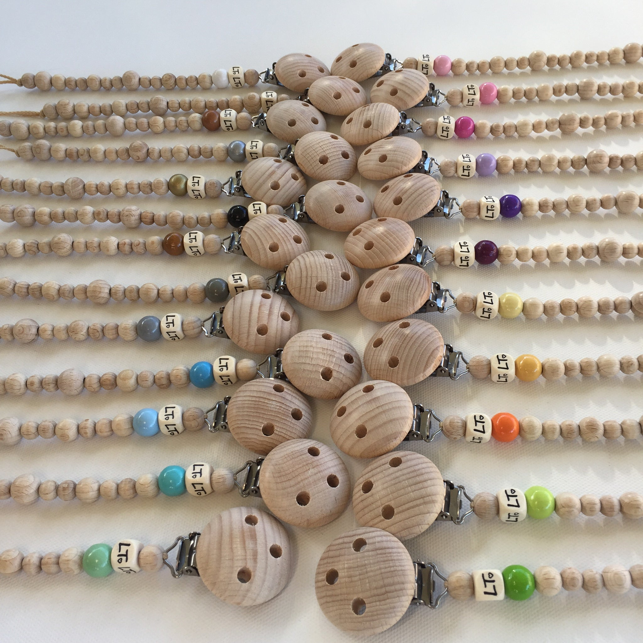 Raw Splash soother chains - lunastreasures