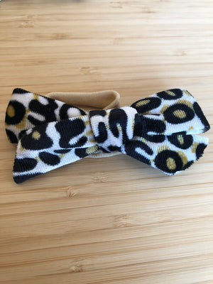 TIGERLILY velvet bow headband - lunastreasures