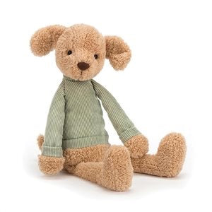 Jellycat jumble puppy - lunastreasures
