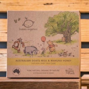 Bubba Organics Australian Goats Milk & Manuka Honey Essentials Gift Box - lunastreasures
