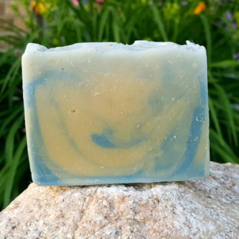 Lemongrass & Eucalyptus Goat Milk Soap