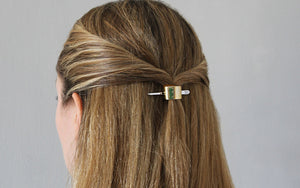 Easy Half-Up Hairstyle for Straight Hair