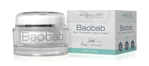 Baobab Skin Correction Facial Cream