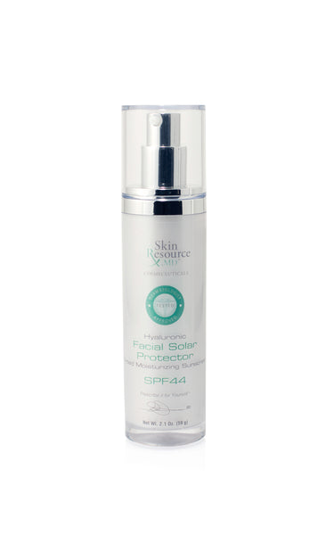 Hyaluronic Facial Solar Protector - Tinted Moisturizing Sunscreen - SPF44