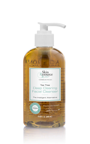 Tea Tree Deep Clearing Facial Cleanser (formerly Pore-Clearing Cleanser)