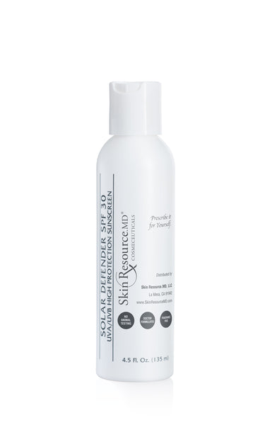 SkinResourceMD SPF 30 Sunscreen For All Skin Types