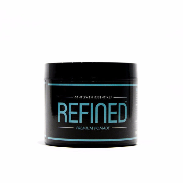 Premium Pomade, Strong Hold, High Shine, Long Lasting | Hair Pomade | Refined Supply |