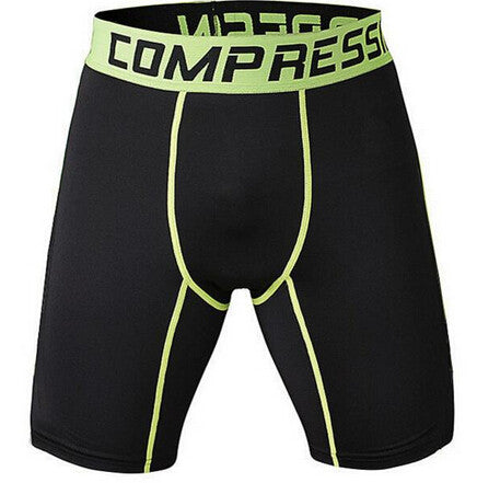 Compression Shorts (8 Colors) - Keep active muscles warm and ready during your exercise