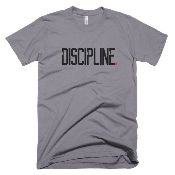 Shirts - Discipline - Short Sleeve (Black)