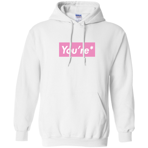 You're* Hoodie - Wildlife Apparel