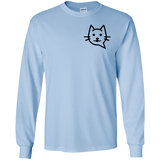 Kitty LS Tshirt - Wildlife Apparel