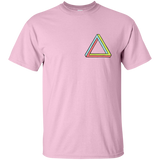 Triangle Logo T-Shirt - Wildlife Apparel