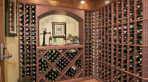 How to Properly Store Wines
